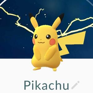 catch a pikachu