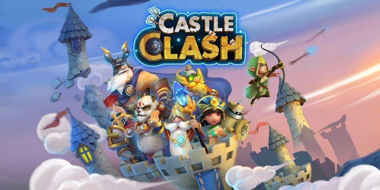 win Castle Clash Free Gems