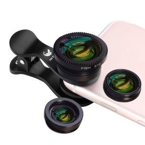 best-camera-lens-kits-for-iPhone-7-OldShark-Camera-Degree-Fisheye-Samsung