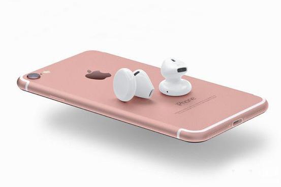 iphone 7 wireless bluetooth headphone