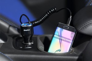 Best Universal USB Car Charger for All Devices: easyacc car charger 3