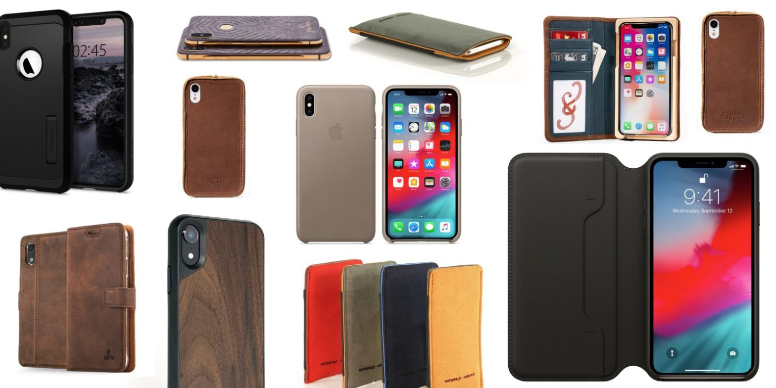 Best-iPhone XS-XS Max-and-XR-Cases-1