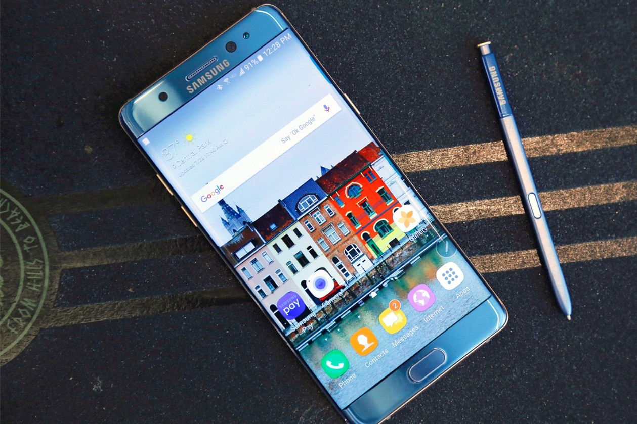 Samsung Galaxy Note 7 Review – Everything You Need to Know about Note 7
