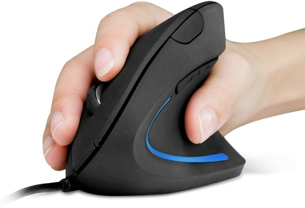 Ergonomic Wired Mouse for Gaming