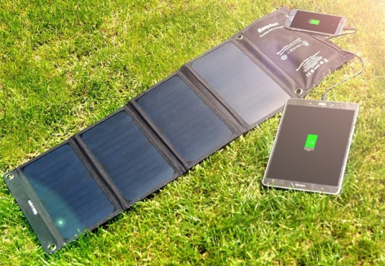 solar panel is a new invention about solar power