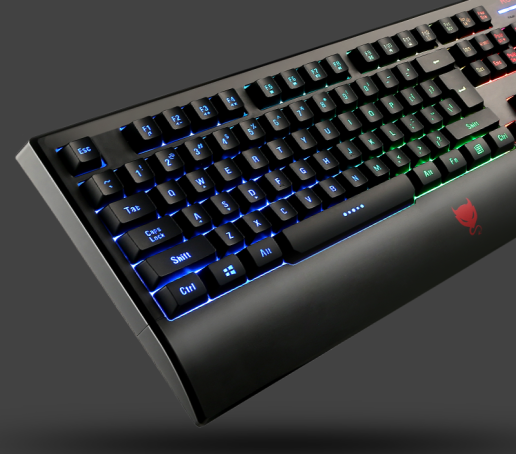 Redimp GK100 Gaming Keyboard for PS4