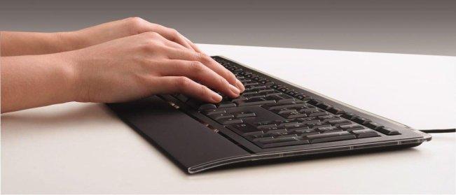 Illuminated Ultrathin Keyboard for Mac