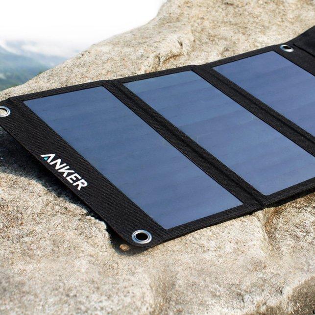 Portable USB Solar Charger