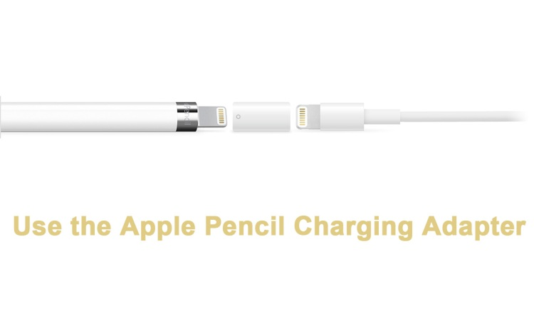 How to Charge Apple Pencil