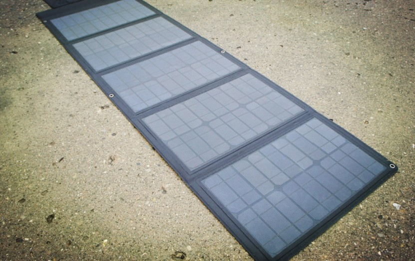 Solar panel collector are heavy as hulks.