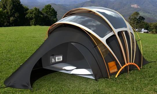 Camping Power Supply