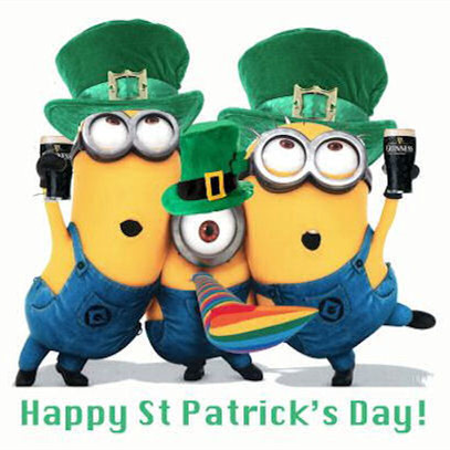 Celebrate St. Patrick's Day with EasyAcc