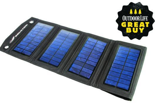 Top 5 Solar Chargers for iPhone: Brunton Explore2