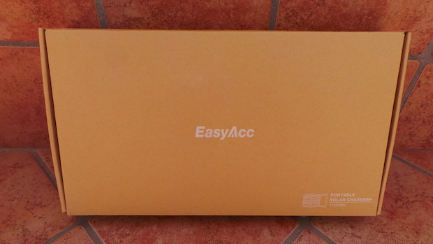 EasyAcc Portable Solar Charger for Recharging Devices: solar charger 1