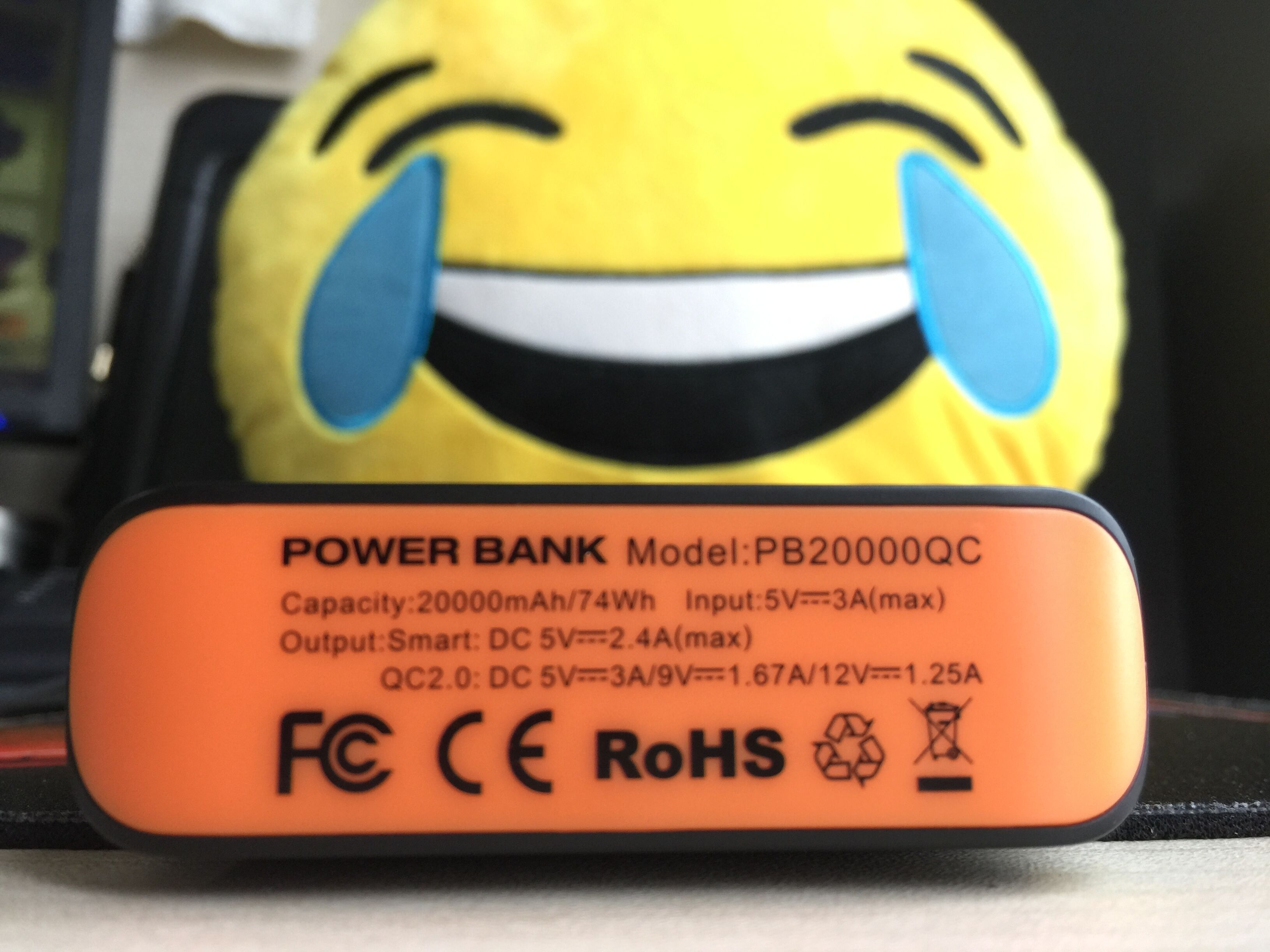what is mAh in power bank