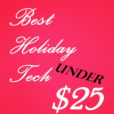 best holiday gifts under $25