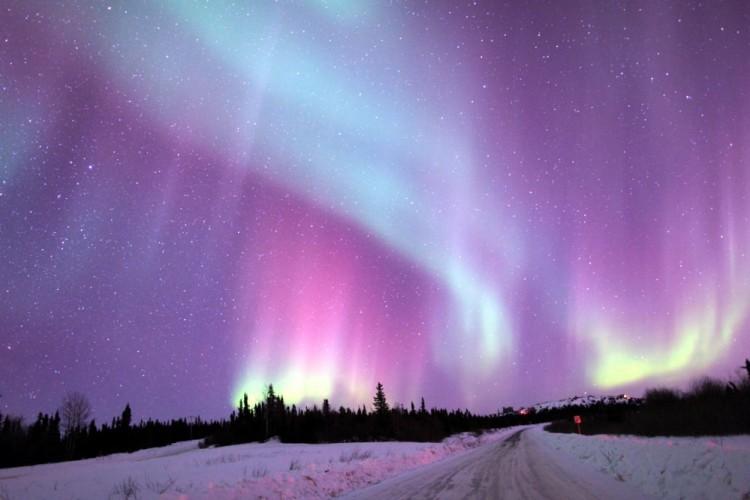 Alaska best vacation destination for spring