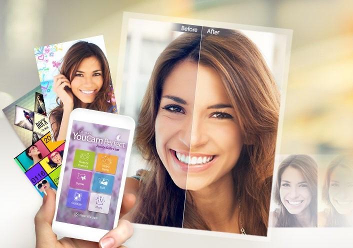 YouCam-selfie-app