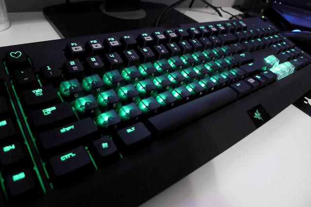 Razer Blackwindow Keyboard Under $100