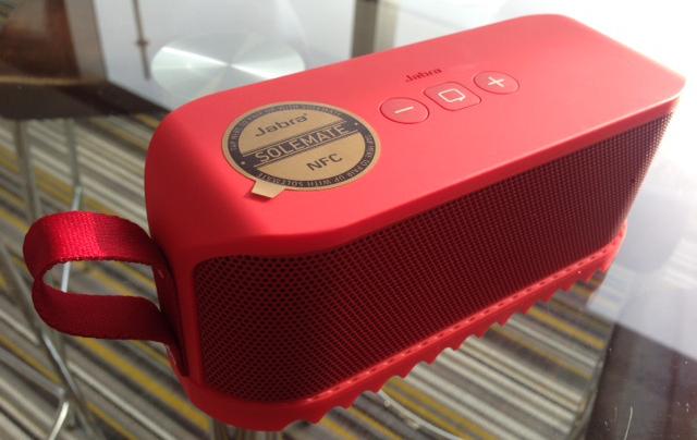 Best Bluetooth Speaker For iPhone:Jabra Bluetooth Speaker