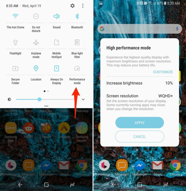 how-to-increase-battery-life-on-the-samsung-galaxy-s8-plus-lower-screen-revolution