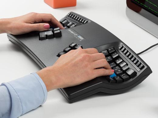 Kinesis Advantage 2 Ergonomic Keyboard for Mac
