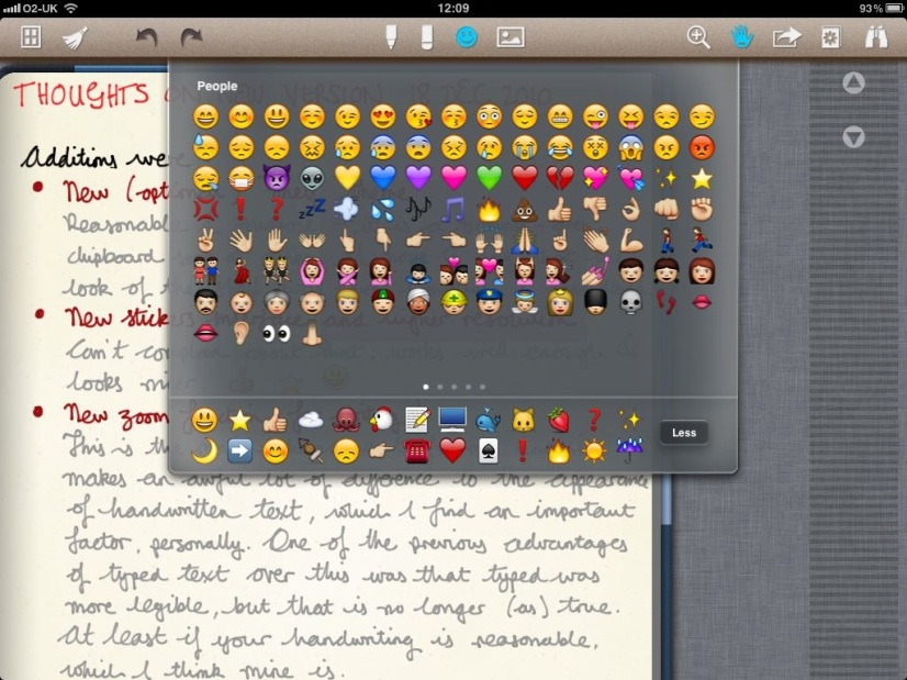 Best Writing Apps for iPad 3