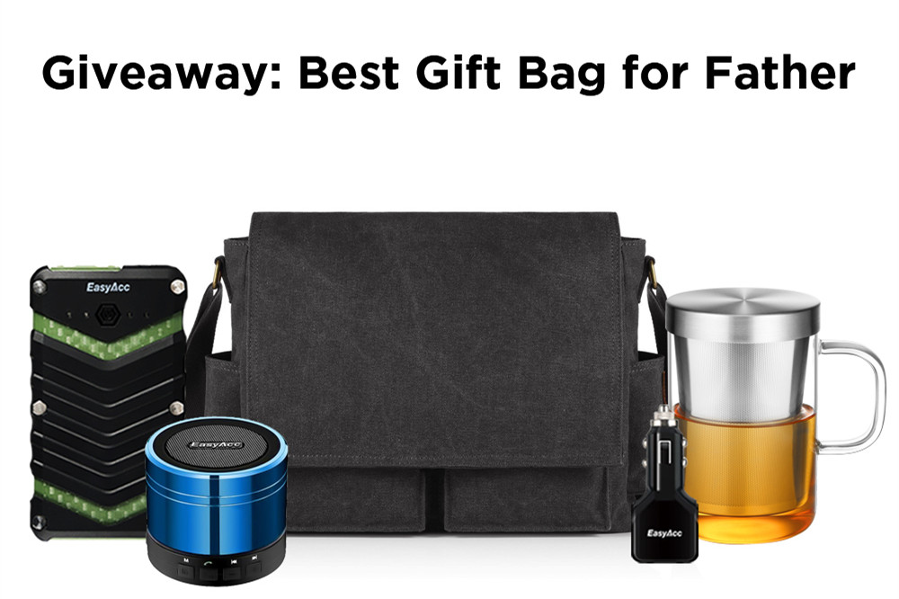 Win the Best Gift Bag for Father!