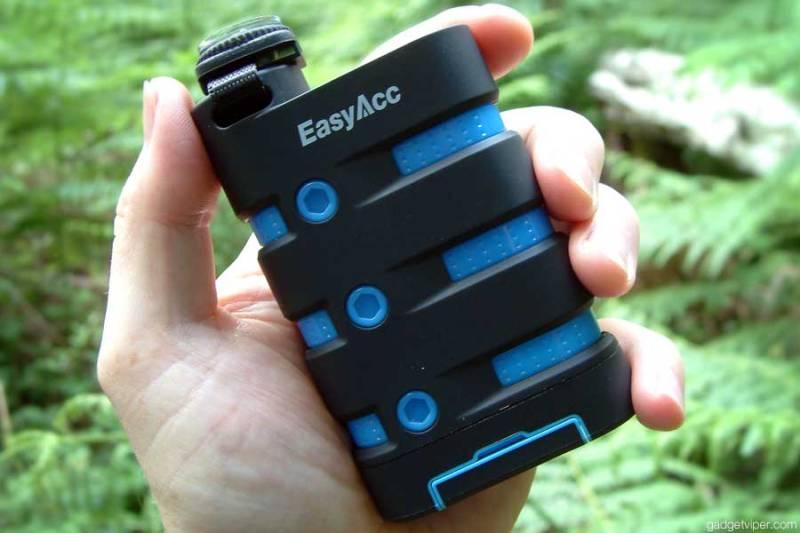 EasyAcc outdoor powerbank