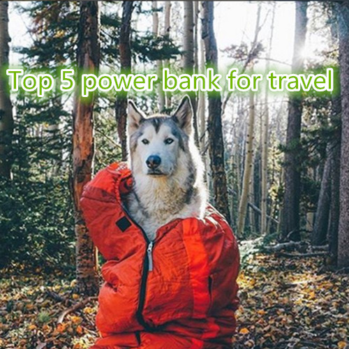 Top 5 Power Banks For Travel