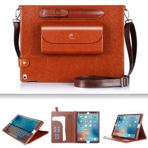 Best iPad Pro Leather Case: FYY leather case