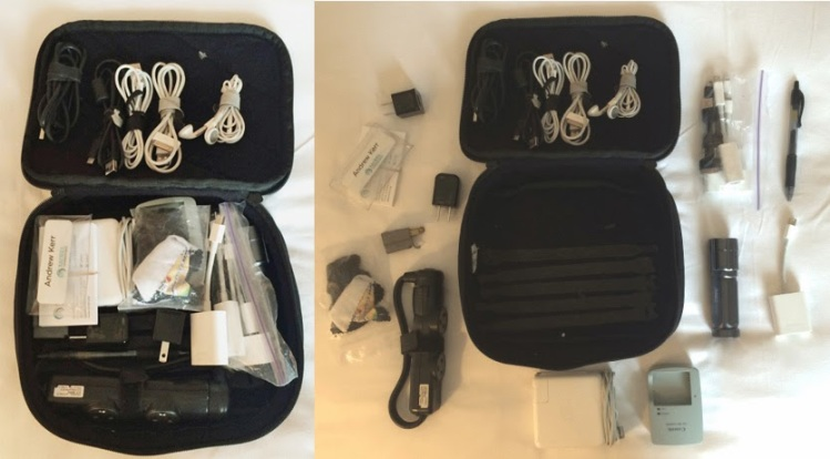 Computer Bag Packaging for Travel: EagleCreekPaddedBag 6