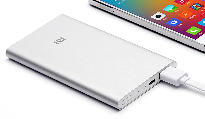 How to charge Mi power bank in  three ways