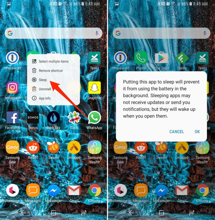 how-to-increase-battery-life-on-the-samsung-galaxy-s8-plus-put-apps-to-sleep