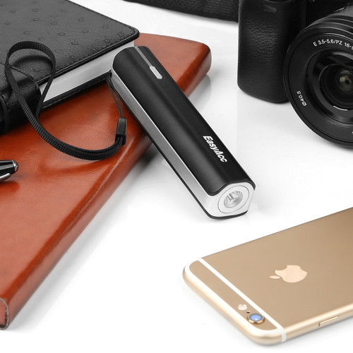 Deals: Extra 15% Discount for EasyAcc 3350 mAh Lipstick Sized Power Bank