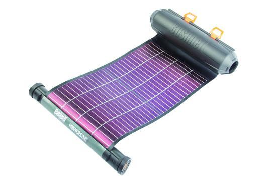 Top 5 Solar Chargers for iPhone: Bushnell SolarWrap 250