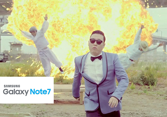 Why Samsung Note 7 Exploded 1