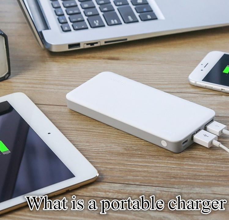 What is a portable charger?