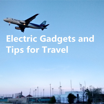 Electric Gadgets and Tips for Travel: buenos-aires-plane