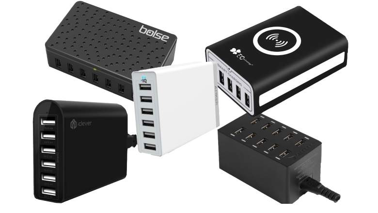 best_multiport_usb_charger_for_office