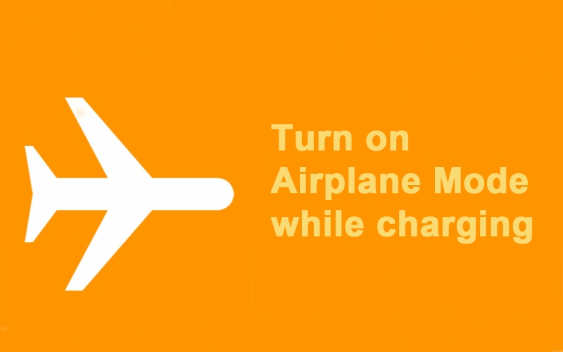 How to charge your iPhone faster: Turn on airplane mode while charging