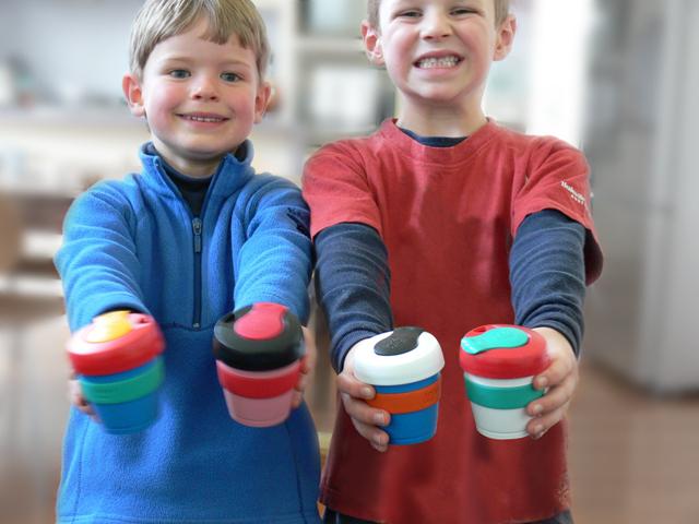 CobaltNiche Industrial Design_Kids with their KeepCup