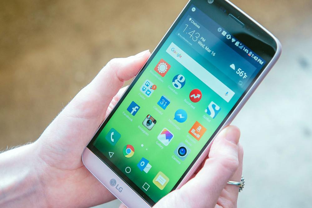 case for LG G5