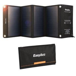 Portable USB Solar Charger, EasyAcc vs Anker USB Solar Charger
