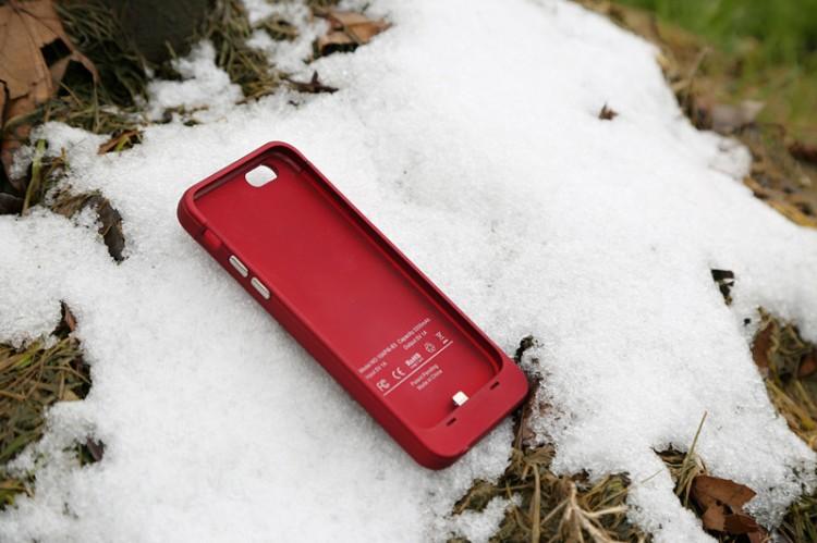EasyAcc 3200 mAh battery case-