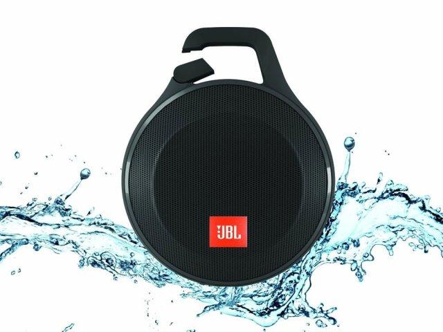 best-cheap-portable-bluetooth-speaker-JBL-Clip+-Splashproof-Portable-Bluetooth-Speaker