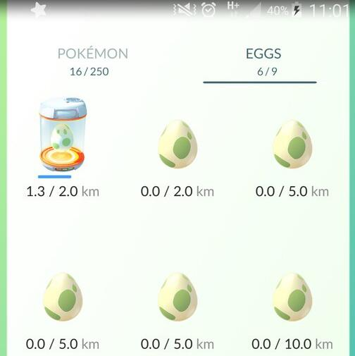 Incubate Pokémon