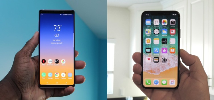 Which-Phone-Is-Better-iPhone Xs Max-Or-Samsung-Galaxy-Note-9-2