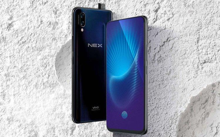 Is Vivo Nex the True All-screen Smartphone-1