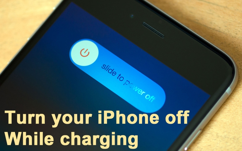 How to charge your iPhone faster: Turn your phone off